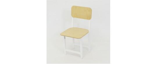 Регулируемый детский стул Савир 2 белый