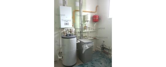 Отопление под ключ частного дома 200 кв.м