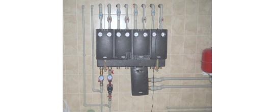 Отопление под ключ частного дома 300 кв.м