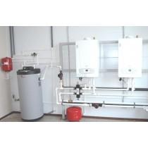 Монтаж водонагревателей косвенного нагрева