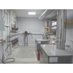Отопление производственных (торговых) помещений