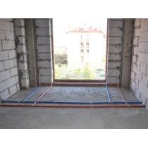 Подрядные работы при строительстве многоквартирного дома