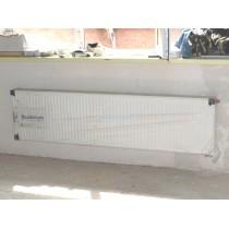 Установка панельных радиаторов отопления в Ростове в частном доме