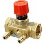 Балансировочный клапан ASV-I Ду15