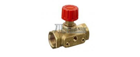 Запорный клапан ASV-M Ду15