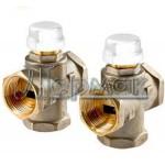 Трехходовой термостатический смесительный клапан VT.MR03