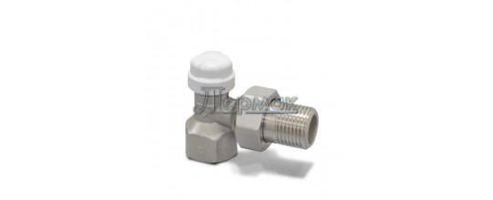 Клапан настроечный угловой 1/2 RBM