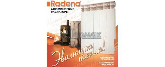 Радиатор Radena 500х85 х10