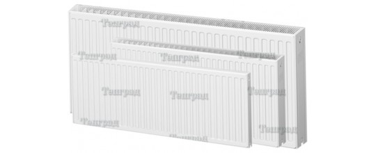 Радиатор стальной панельный Wester  500 X 500 C22 с боковым подключением Compact